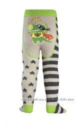 Веселые колготки с 2 разними ножками для ваших малышей Конте 62 74 80 86