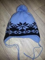 Тёплая шапочка в идеальном состоянии