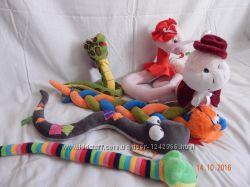 мягкие игрушки Часть 4