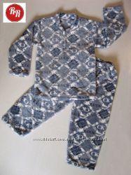 Махровая пижама детская и подростковая