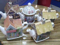чайник коллекционный Churchill