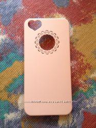 Милый девичий чехол для iPhone 5, 5S
