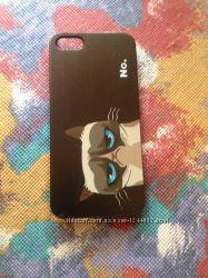 Чехол Grumpy Cat для iPhone 5, 5S