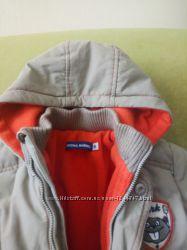 Зимняя брендовая курточка Original Marines 12мес