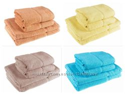 Полотенце для лица, банное, махровое 50х90 см