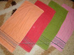 Махровое полотенце  превосходное качество и комфорт 70х90см код. 0020