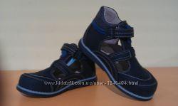 Туфли кожаные Калория 21-26 размер