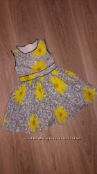 Хорошенькое платье Pumpkin patch на 2 года.