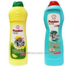 Passion Gold Крем-молочко для чистки раковин и плит
