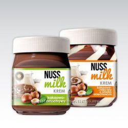 Шоколадно-ореховая паста Nuss Milk