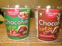 Шоколадний крем паста CHOKOFINI 400 гр
