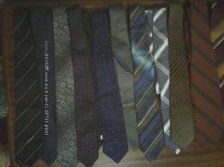 множество галстуков