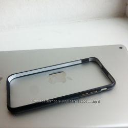 Алюминиевый бампер  для iphone 66S
