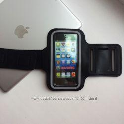Спортивный чехол на руку для iPhone 55S5CSE