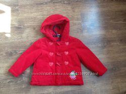 Куртка демисезонная  LC WAIKIKI на девочку 86