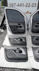 Карты-панели передних дверей люкс Fiat Doblo 223
