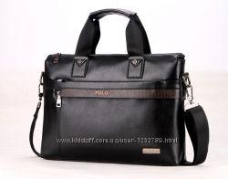 Сумка-портфель мужская для формата А4 Polo