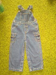 Распродажа новый джинсовый комбинезон