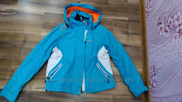 Термо куртка на 8-10 лет