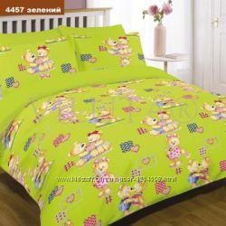 Постельное белье в детскую кроватку Вилюта