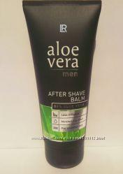 LR Aloe Vera Men Бальзам после бритья. Товары для мужчин из Германии