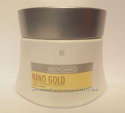 LR Nanogold Ночной крем для лица. Антивозрастной уход с нанозолотом