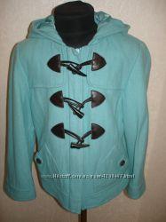 Демисезонное кашемировое пальто Next. 140 размер. На 9-10 лет