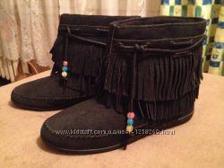 Полусапожки ботинки мокасины Adidas