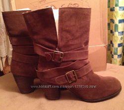 Полусапожки ботинки Nine West с подарком