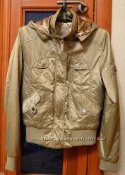 Куртка для девочек весенняя осенняя детская курточка ветровка