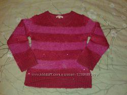 Очень красивый свитер Bluezoo 5-6 лет