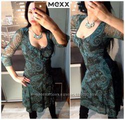 Крутейшее платье Mexx оригинал, р. SM
