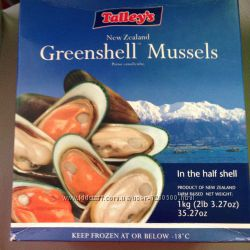 Деликатесные морепродукты, мидии, мушли, унаги угорь, беби осьминоги