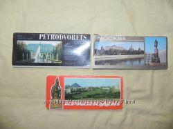 открытки наборы