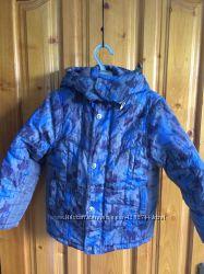 Зручний теплий зимовий комбінезон на 116 см. BEAR. Туреччина.