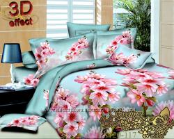 Комплекты постельного белья ткань полисатин плотность 120 грм. кв.