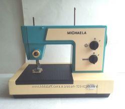Детская швейная машинка Мichaela фирмы Piko Spielwaren ГДР
