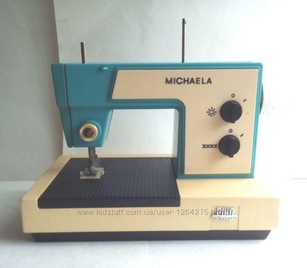 Детская швейная машинка Мichaela фирмы Piko Spielwaren ГДР  подарок