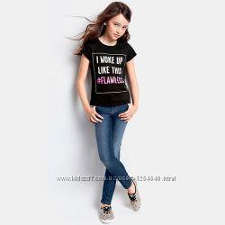 Продам новые джинсы, джеггинсы и комбинезоны для девочек р. 2-12л Crazy8