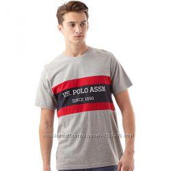 футболка U. S. POLO ASSN. оригинал