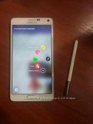 Смартфон Samsung Galaxy Note 4 SM-N910H White