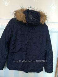 Куртка на мальчика на рост 161