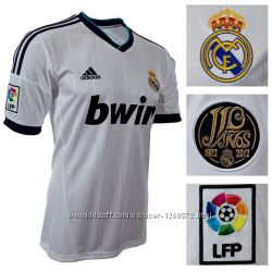 детская футболка adidas Real Madrid home W41763