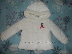 Белая курточка Original marines