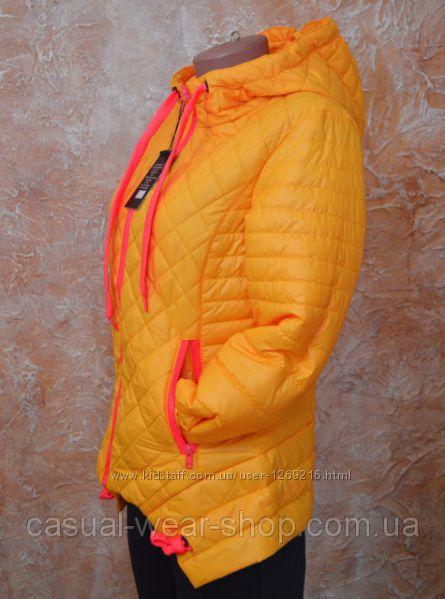 Молодежная куртка демисезонная. Размер 48