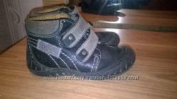 демисезонные ботиночки сапожки