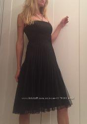 7bed359d571 Черное вечернее платье