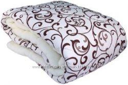 Одеяло меховое Арктика ткань бязь