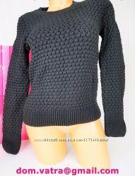 черный свитер Victorias Secret размер XS