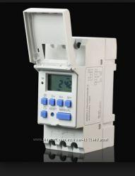 Еженедельное реле времени THC-15ATHC 15A, DIN, таймер времени